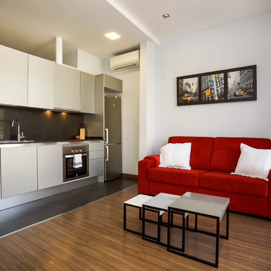 Apartment to rent in Poblenou Barcelona