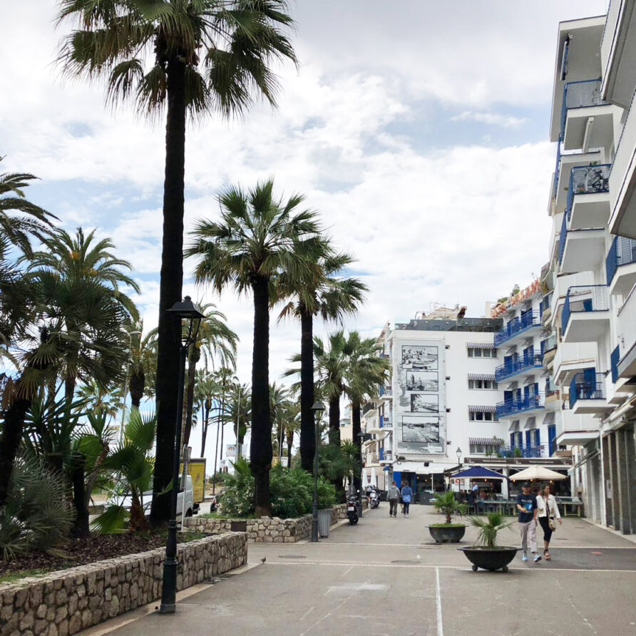 Apartment to rent in Sitges