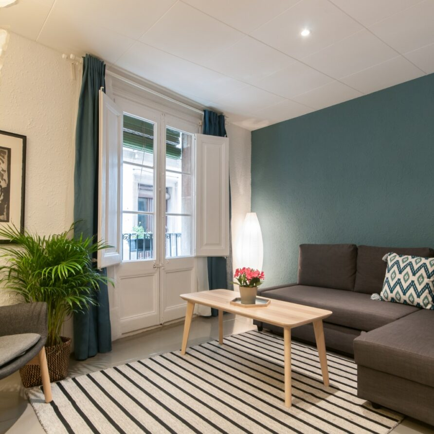 Trendy Fully equipped Apt Gothic Central BCN 6PP