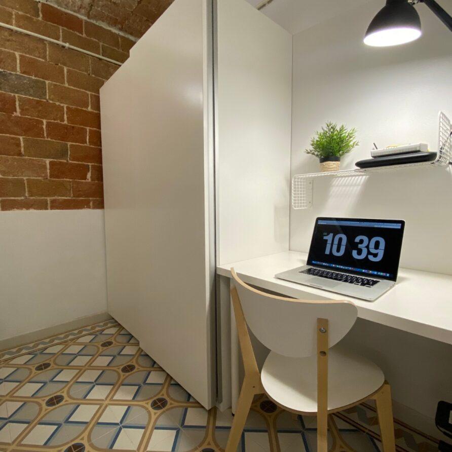 Studio to rent in Sagrada Famiia Barcelona By MyRentalHost